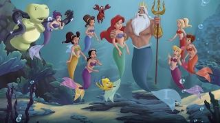 Filme A Pequena Sereia a Historia de Ariel