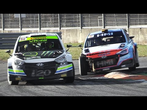 Monza Rally Show 2017: Sunday - Sounds, Mistakes, Final Show & Burnouts!