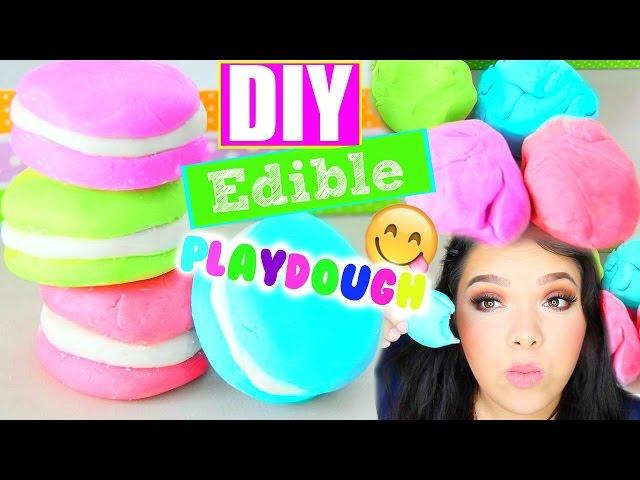Diy Edible Play Dough Pinterest Inspired | AllMusicSite.com