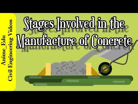 mp4 Manufacturing Of Concrete, download Manufacturing Of Concrete video klip Manufacturing Of Concrete