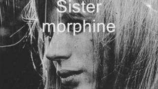 Marianne Faithfull  Sister Morphine