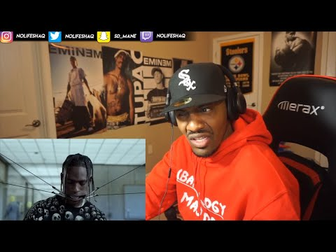 TRAVIS SCOTT - HIGHEST IN THE ROOM (REACTION!!!)