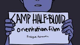 Camp Half-Blood Orientation Film (animatic)