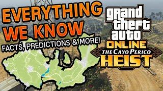 Everything We Know About The Cayo Perico Heist | GTA 5 Online Cayo Perico Heist