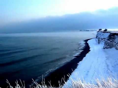 Kliffen Van Sangstrup/Expeditie Denemarken/ Wandeling, Vissen/ Winter 2013/ NL