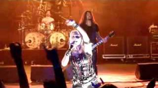 Doro Live @ Rock Area 2010 Loreley -  Burn It Up