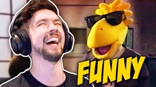 THEY SHOWED THIS TO KIDS?? | Jacksepticeye's Funniest Home Videos