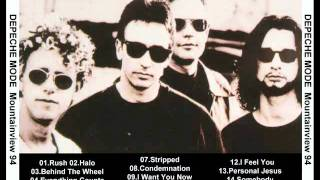 Depeche Mode A Question Of Time live in San-Francisco 14.05.1994 Exotic-Summer Tour.wmv