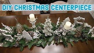 DIY CHRISTMAS CENTERPIECE CHALLENGE