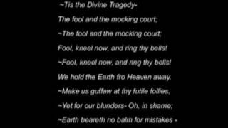 Theater Of Tragedy- When he falleth lyrics