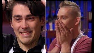 Te spotkania doprowadziły Matteo i Damiana do łez! [MasterChef]