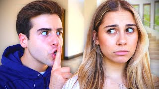 LEADING MY BOYFRIEND ON To See How He Reacts..