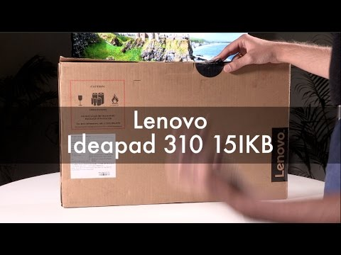 Unboxing: Lenovo Ideapad 310 Laptop with 7th Gen Intel Core i5 Processor | Digit.in