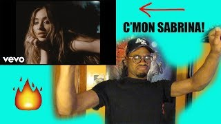 Sabrina Carpenter   In My Bed (Visualizer Video) *REACTION* 🔥😍