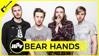 Bear Hands - Giants   Live @ JBTV