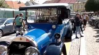 preview picture of video 'Veteran Rallye Kutná Hora 2014'