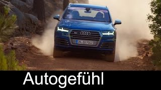 Audi SQ7 2016 - dabar