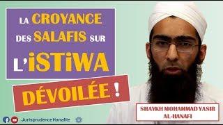 La croyance des Salafis sur l'istiwa DÉVOILÉE ! – Shaykh Mohammad Yasir Al-Hanafi