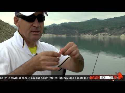 La pesca da un podold di video