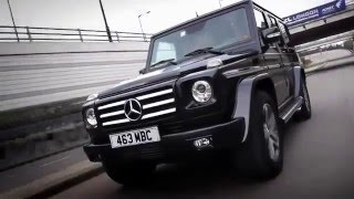 Mercedes Benz G55 AMG Official Trailer
