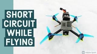 [SHORT CIRCUIT WHILE FLYING] Cinematic FPV | Nazgul5 HD | FPV drone | FPV quad | FPV freestyle