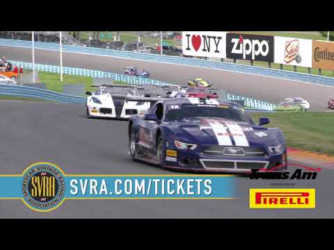SVRA Ticket Sales Promo with Trans-am presented by Pirelli