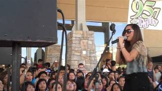 Reset - Charice in Denver CO (6/25/2010) Aurora Town Center