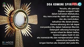 Misa Harian Senin, 04 Oktober 2021 pk. 05.30 WIB - PW Santo Fransiskus dari Assisi