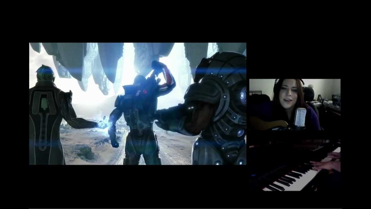 A Beautiful Rendition Of Mass Effect 3's Melodies