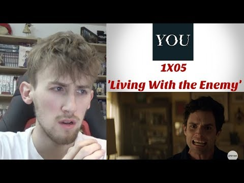 YOU Season 1 Episode 5 - 'Living With the Enemy' Reaction
