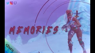 Fortnite Montage - Memories (Thutmose)