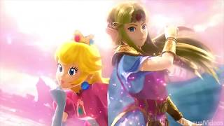 the new Smash Bros. Ultimate Trailer fits with every song