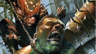 World War Hulk vs Ghost Rider (motion comic)