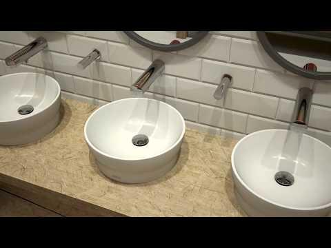 Franke Water Systems: Architektur-Inspirationen