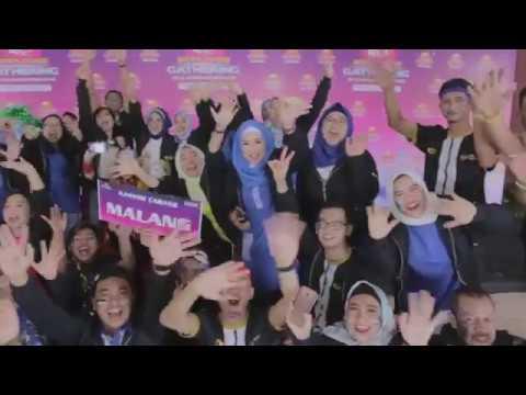 Employee Gathering Kanwil Jawa Timur - HUT 40 BPJS Ketenagakerjaan