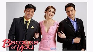 Julie Anne San Jose I You & Me (Because Of You OST) I Lyric Video