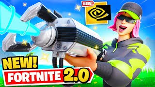 I got *EARLY* access to Fortnite 2.0! (NEXT-GEN UPDATE)