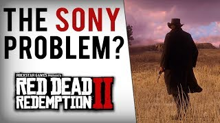 Red Dead Redemption 2 Publisher Takes Shot At Sony For No Crossplay