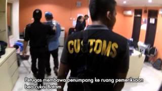 Indonesia Border Eps 89 : Penumpang Sembunyikan Sabu Di Dalam Anus Part 01