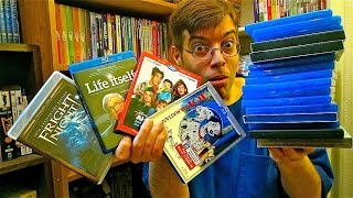 My Blu-Ray Collection Update 1/29/15 Blu-ray and Dvd Movie Reviews