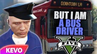 GTA V RP but I am a bus driver