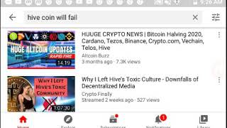 Hive Blockchain Will Fail/ BTC Jeffrey Epstein Relationship Part 1