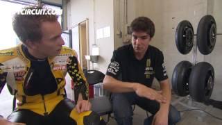 Wildcard Danny de Boer British Superbike Assen 2013