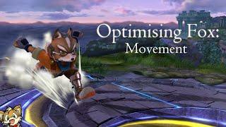 【SSB4】Optimising Fox: Movement