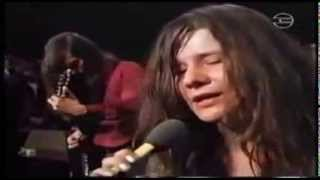 Janis Joplin - Summertime & Ball and Chain (live in Frankfurt 1969)