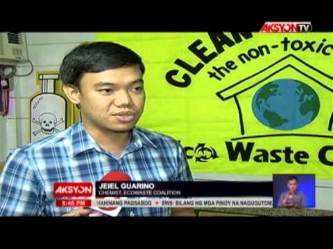 Ano ang gagawin kung ang toe-singaw