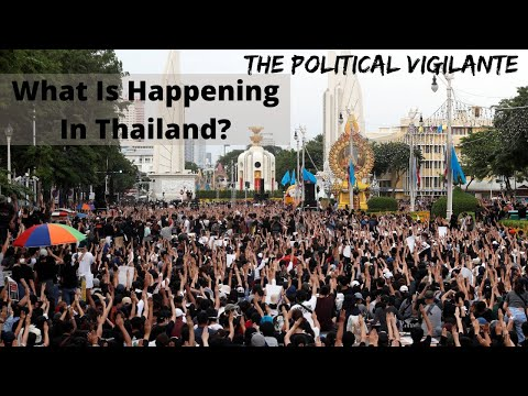 Corp Media's Agenda Covering Thailand Protests