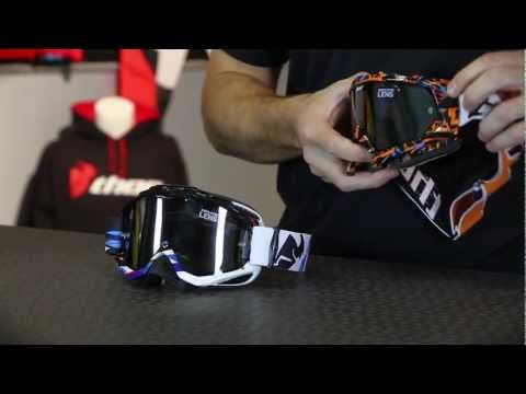 Thor Motocross Ally Goggle from Motorcycle-Superstore.com