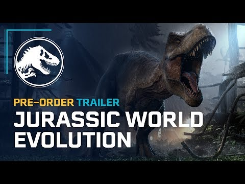 Jurassic World Evolution Pre-Order Trailer thumbnail
