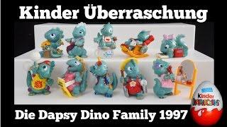 Die Dapsy Dino Family